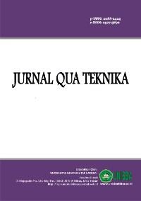 Jurnal teknik sipil, elektro dan yang berkaitan